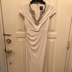 Vince Camuto gown